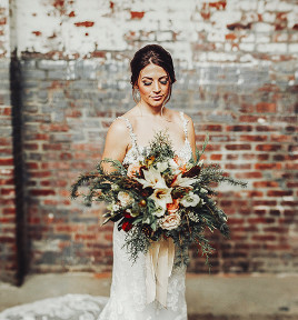 Styled Shoot at The Globe Dye Works