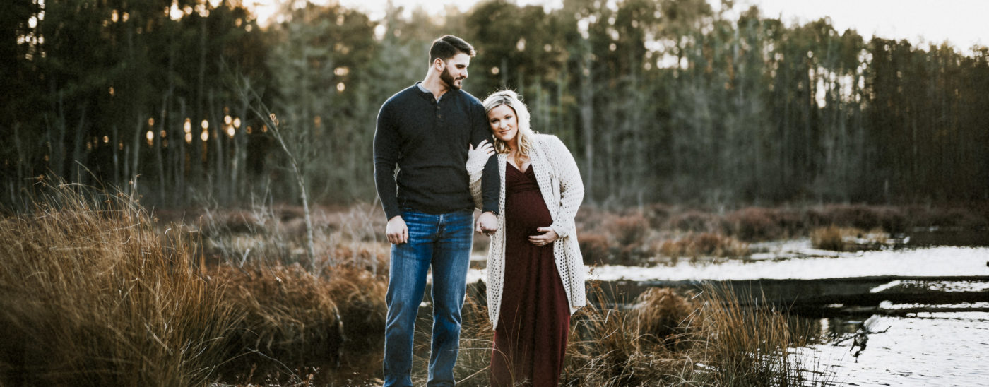Jessica & Travis | Lifestyle Maternity Session