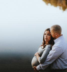 Christie & TJ | Pine Barrens Maternity