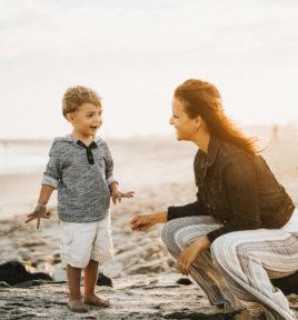 Del Fava Family | Cape May Beach