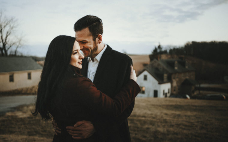 Winterthur Engagement Shoot