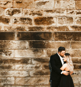Eastern State Penitentiary Engagement | Brian & Jacqueline
