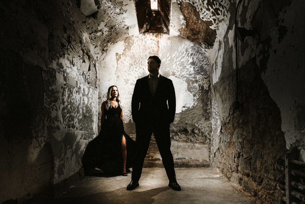 Eastern State Penitentiary Engagement