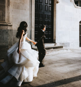 Vibiana Wedding in LA   Steven & Cynthia