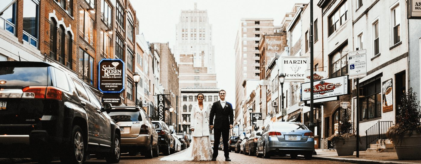 Union Trust Wedding | Michelle & Ken