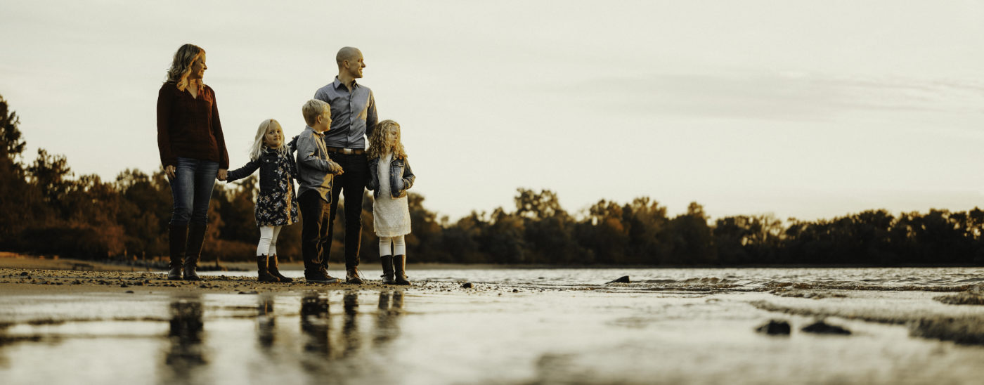 Red Bank National Park | The Hussey Family