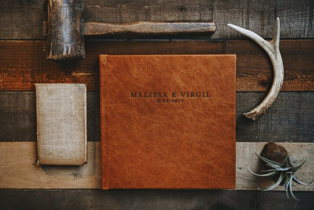 Creative Wedding Album Design
