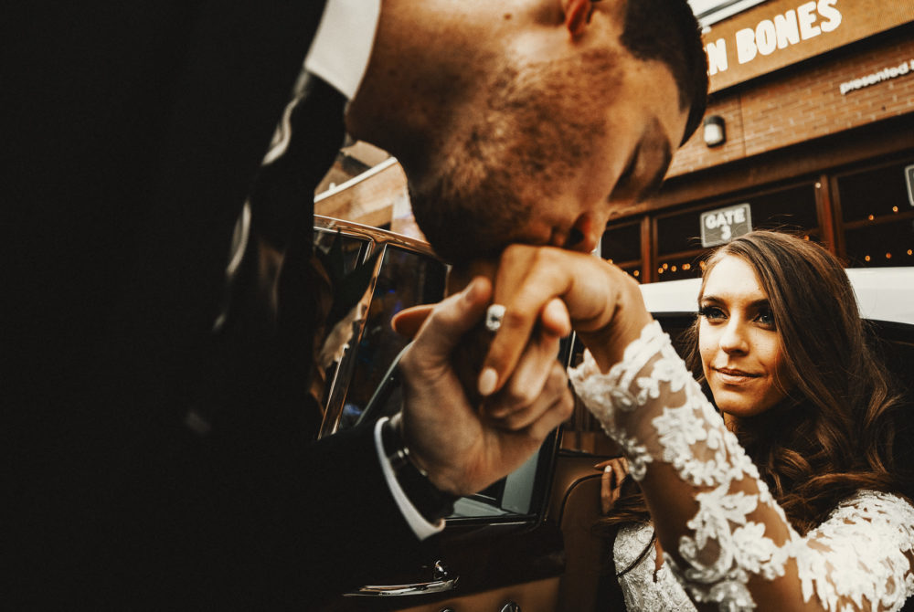 Old City Philly Wedding