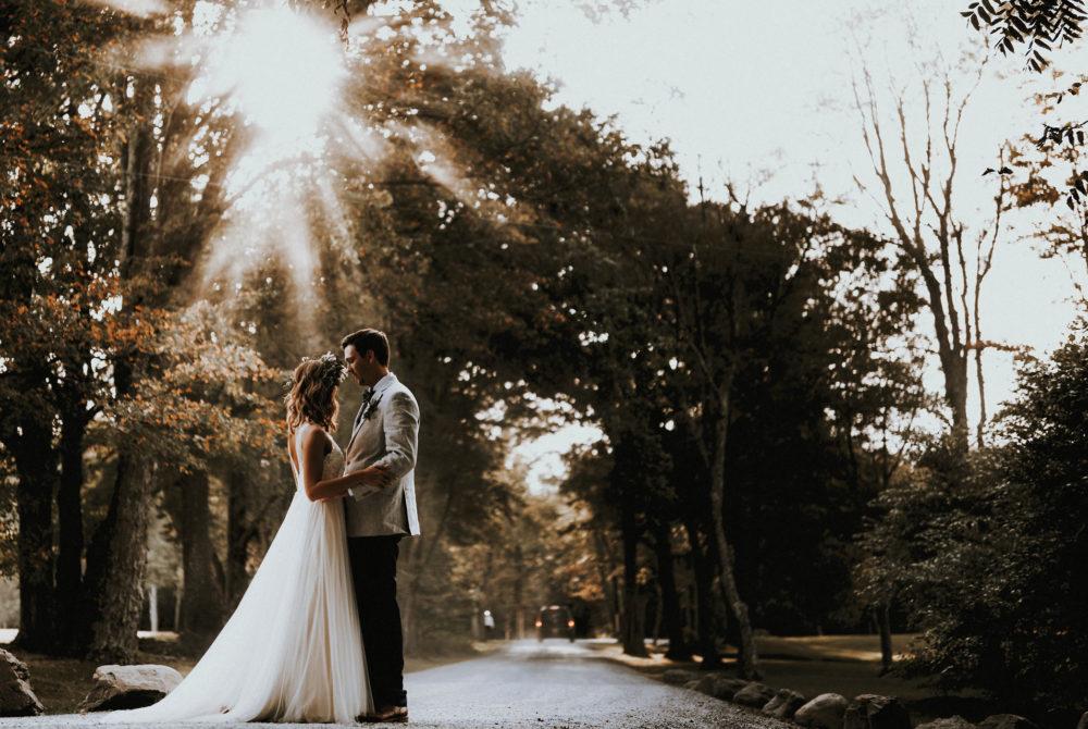 Pocono Mountains Wedding