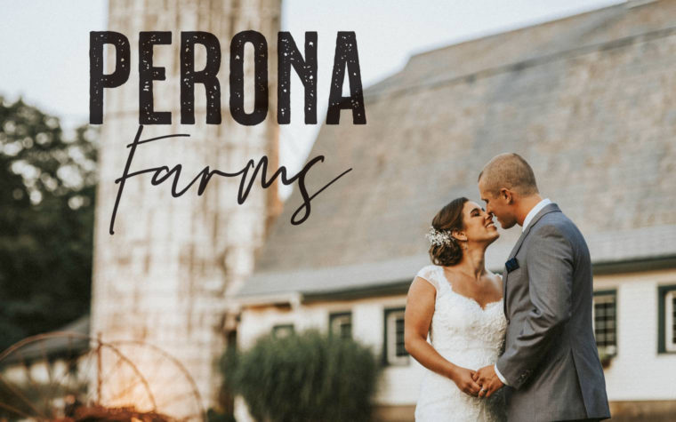 Perona Farms Wedding Venue