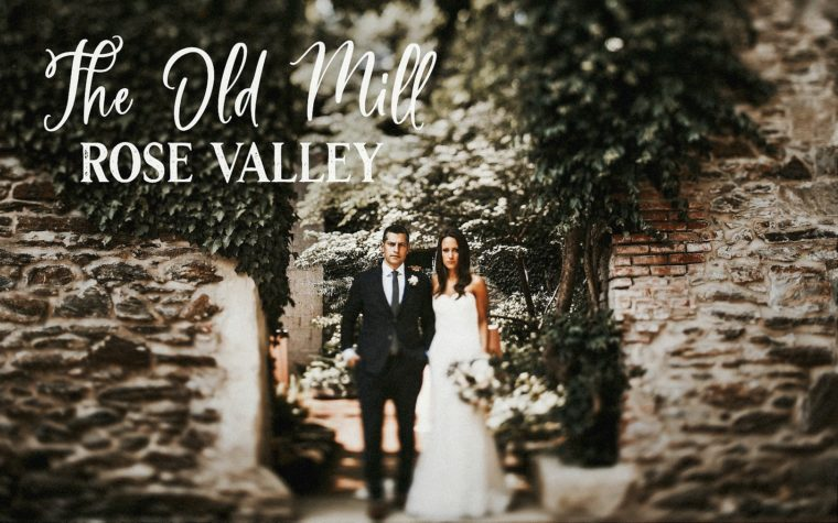 The Old Mill Rose Valley Wedding