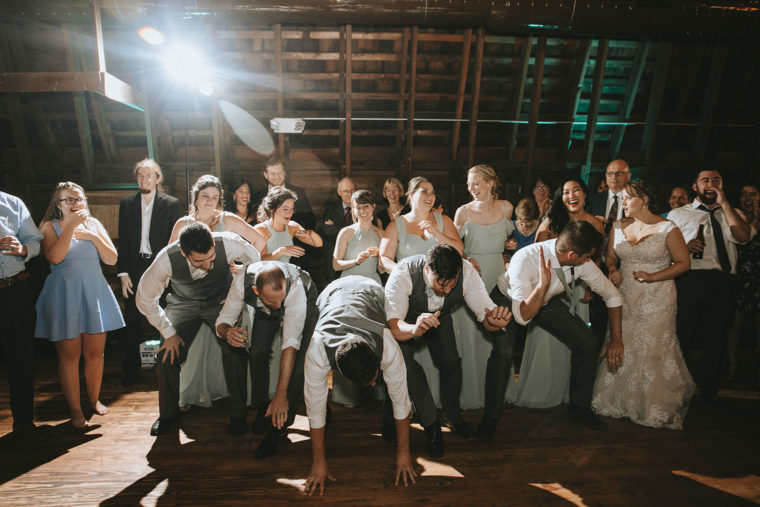 Bishop Farmstead Wedding