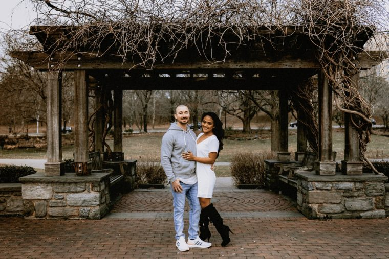 Old City Engagement