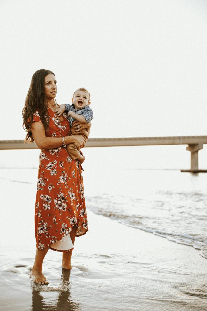NJ Beach Family Photos