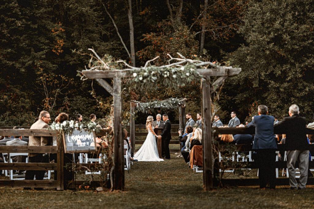 NJ Farm Wedding