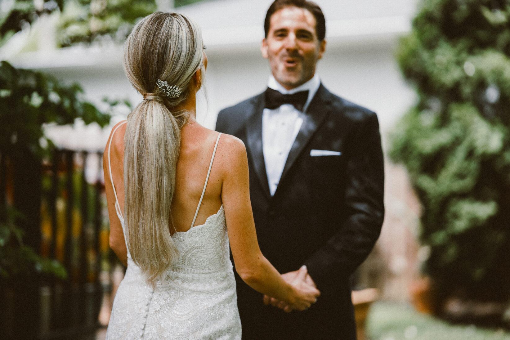 North Jersey Backyard Wedding