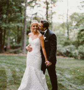 North Jersey Backyard Wedding | Peter & Jessica